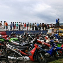 sorong-race-irian-jaya-indonesia