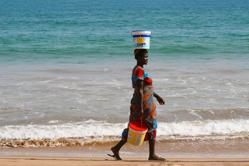 Colorful Ghana.