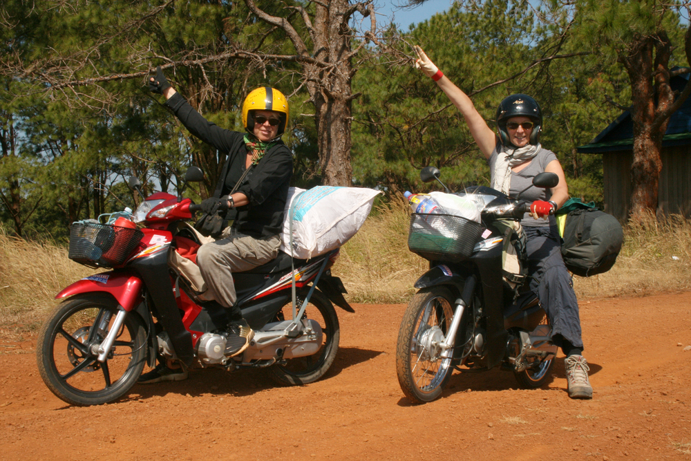Motorbiking through Cambodia was fun & one hell of an adventure!