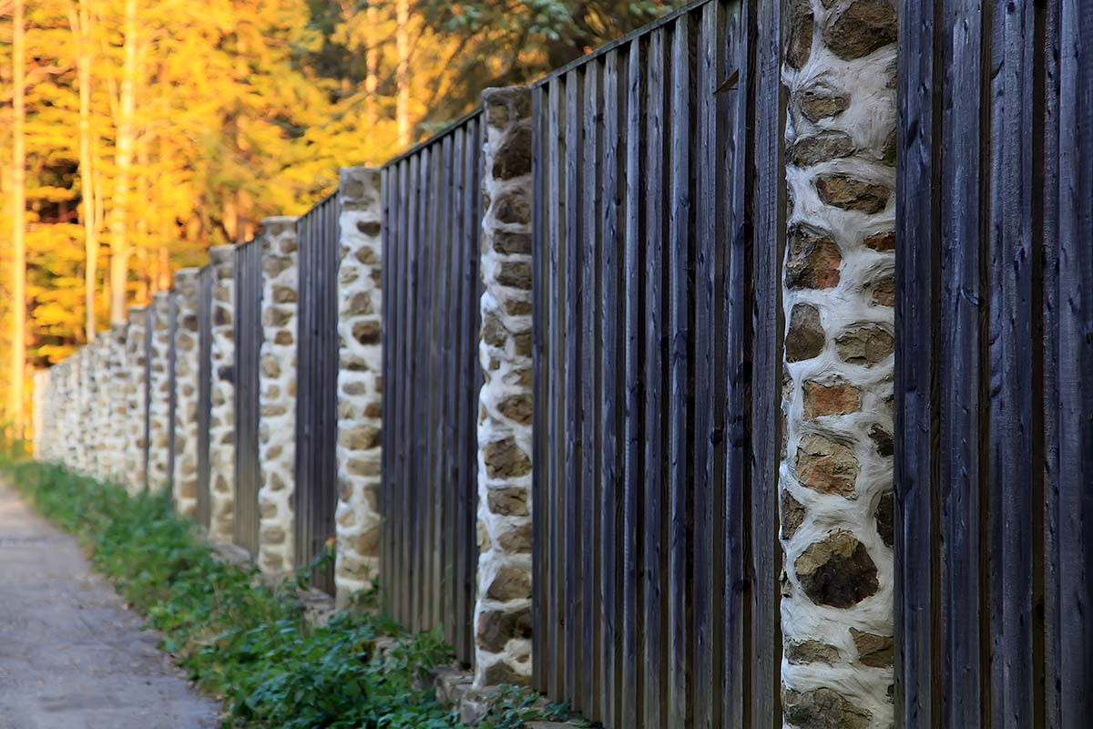 Just before you reach the Falkensteiner Hütte, you'll pass by this beautiful new wall.