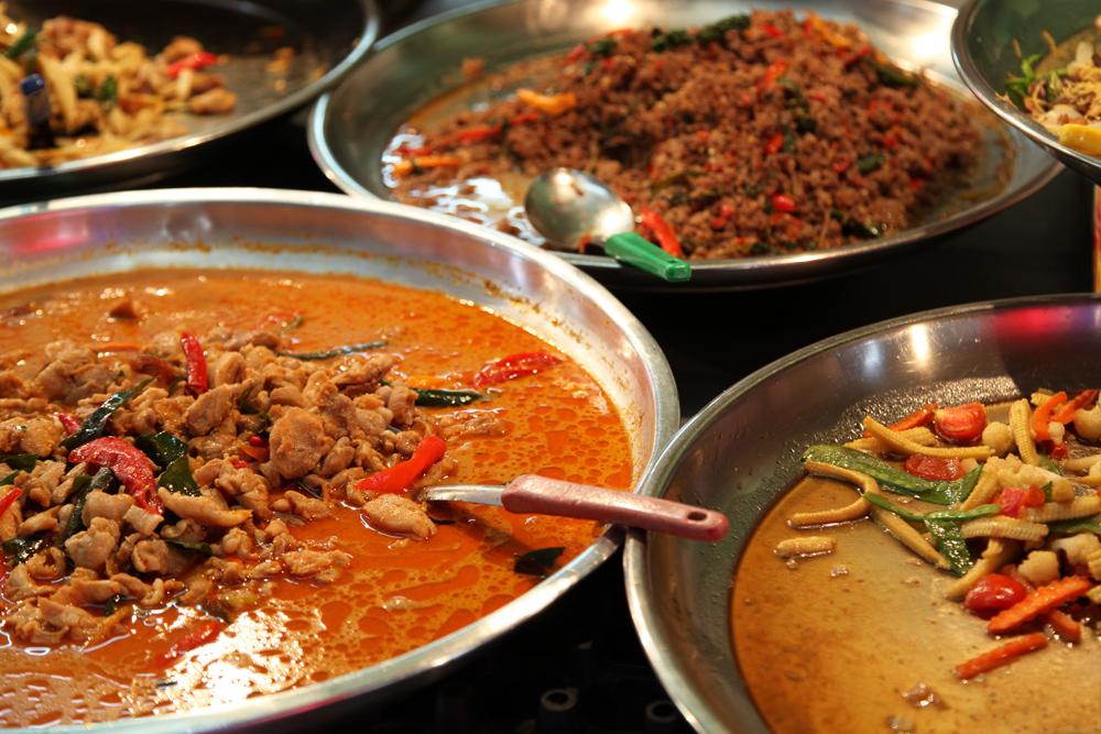 Yummy curry.