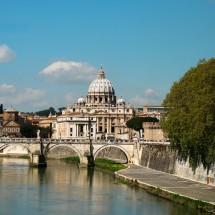St Peters's Basilica in Rome.