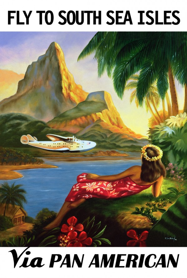 Pan Am South Sea Isles.