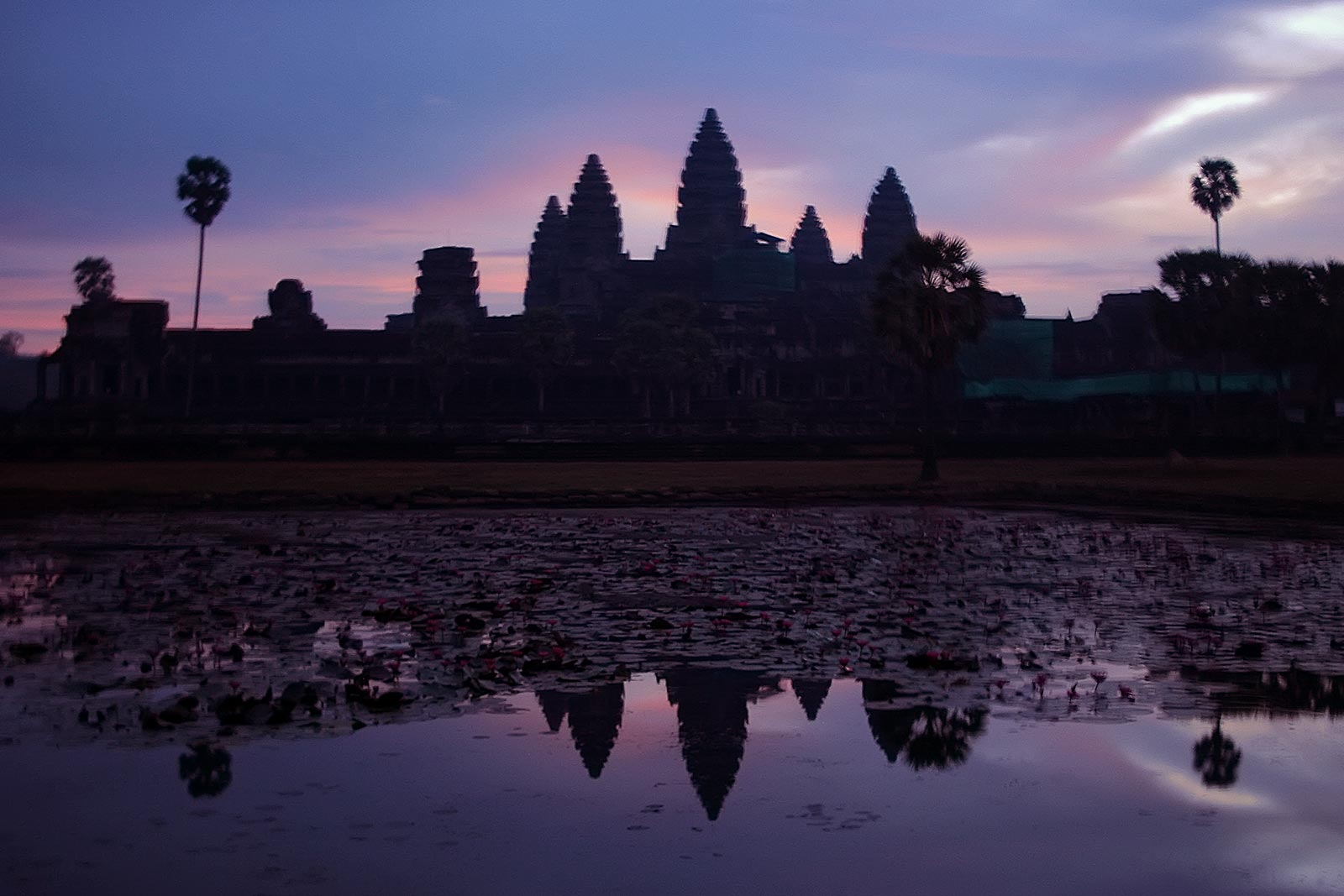 Angkor Wat temple Suryavarman II.