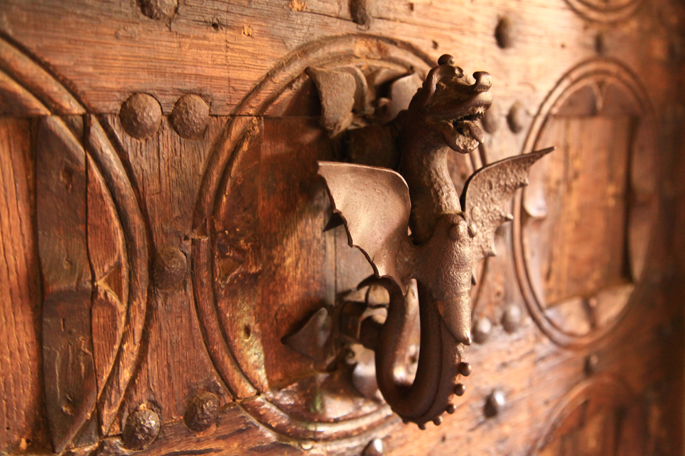 Lots of fine details make Burg Kreuzenstein so special.