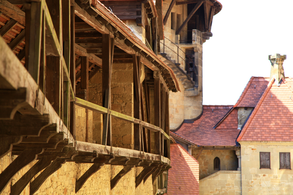 Burg Kreuzenstein is one of the best renovated castles in Europe.