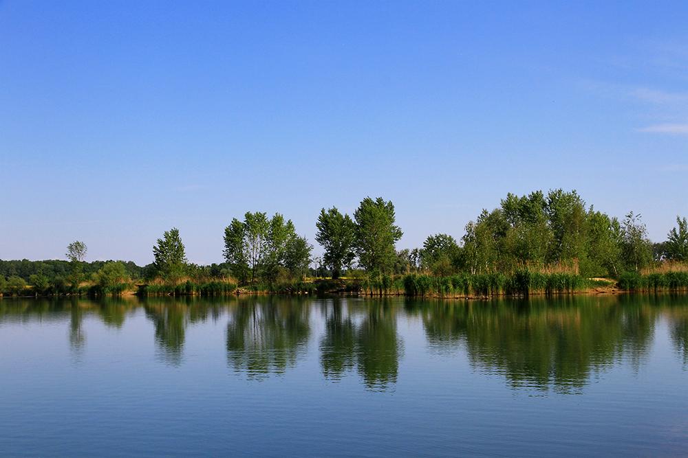 A lake in Slovakia.