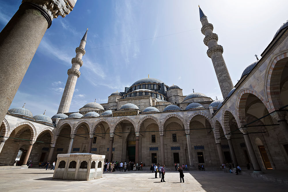 Why I Found Süleymaniye Mosque The Most Impressive Mosque ...