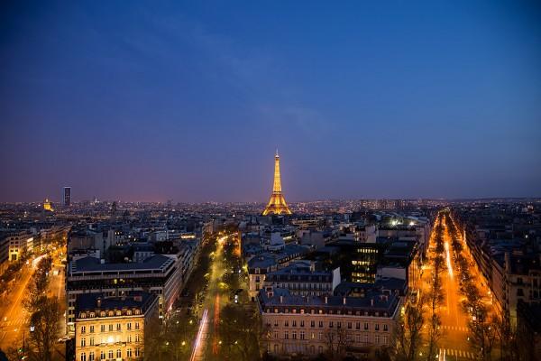 The Paris Modern Sound Go