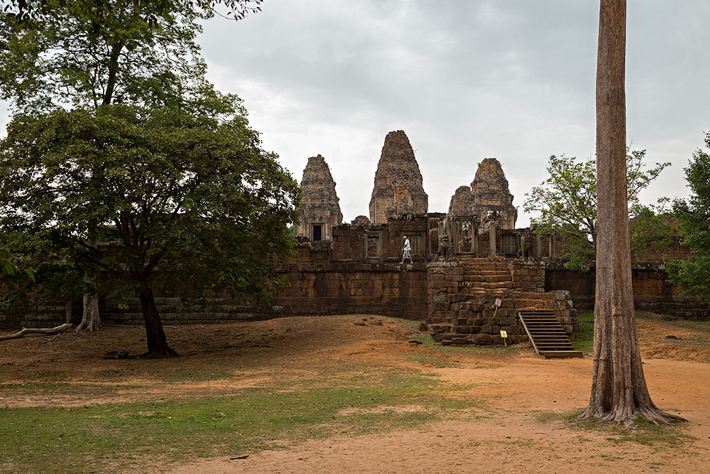 East Mebon temple in Angkor Wat, Cambodia.
