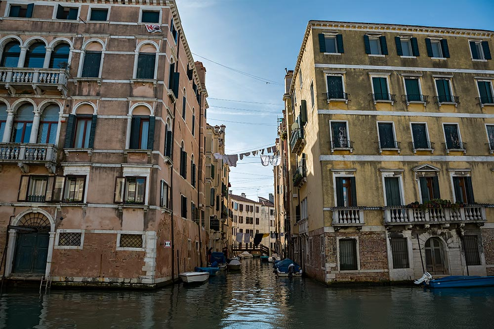 "Venice's popularity as a major worldwide tourist destination has caused several problems, including the fact that the city can be very overcrowded at some points of the year. It is regarded by some as a tourist trap, and by others as a ""living museum""."