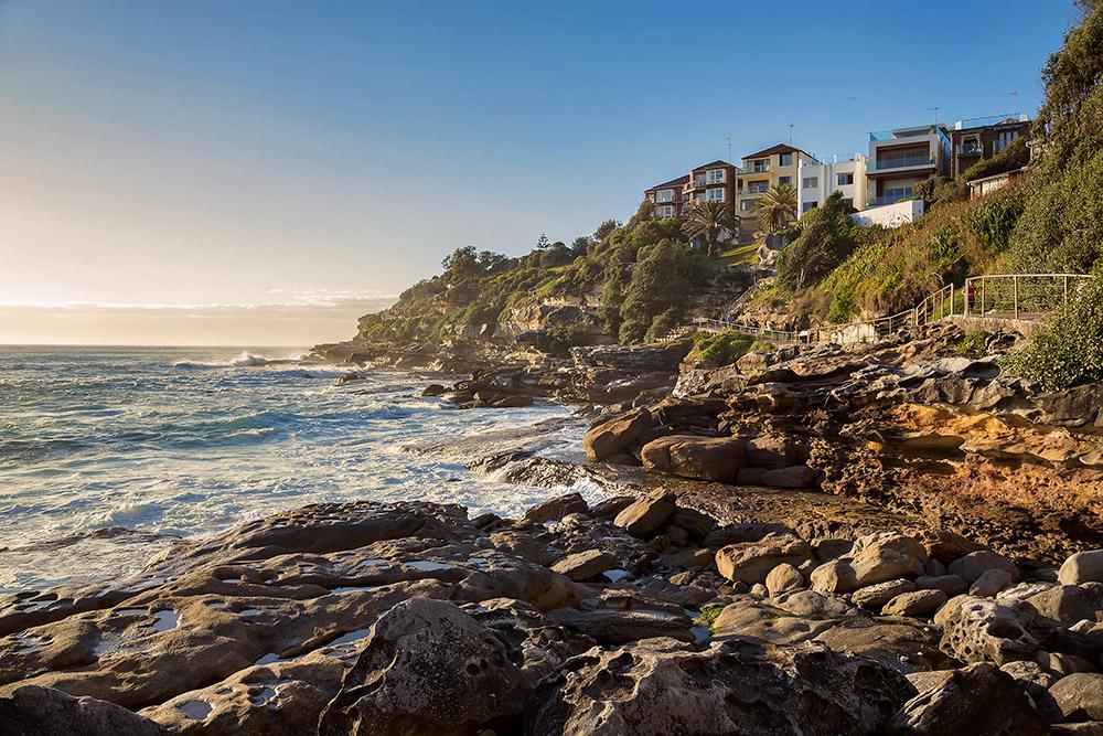 Sydney Coastal Walk.
