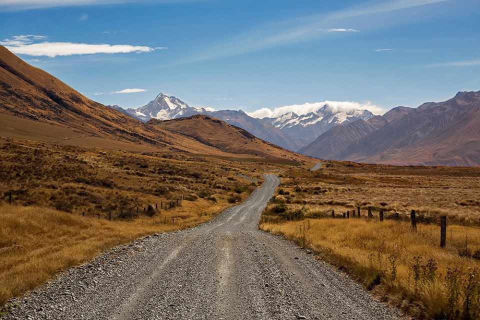 The Place That Brought Tears To My Eyes: Rangitata Valley, NZ.