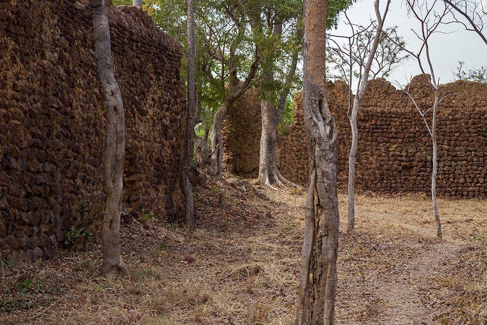 Ruins of Loropéni, Burkina Faso.