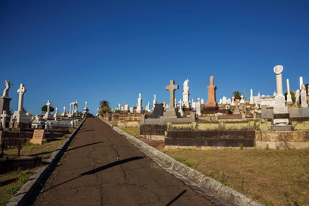 Waverley Cemetery | Sydney Coastal Walk.