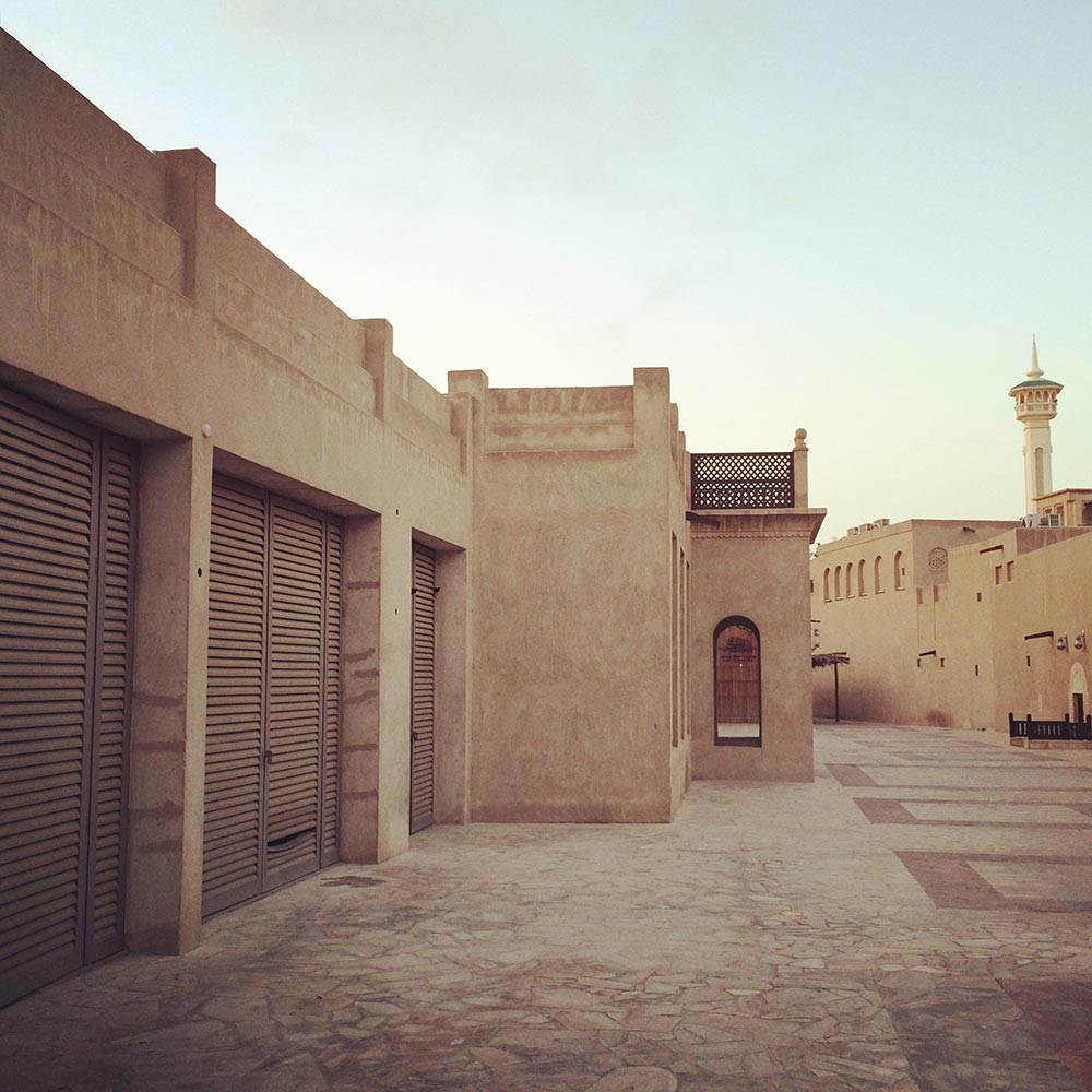 The XVA Art hotel lies in the stunningly beautiful Al Fahidi Neighborhood (formerly named Bastakiya) of Dubai.
