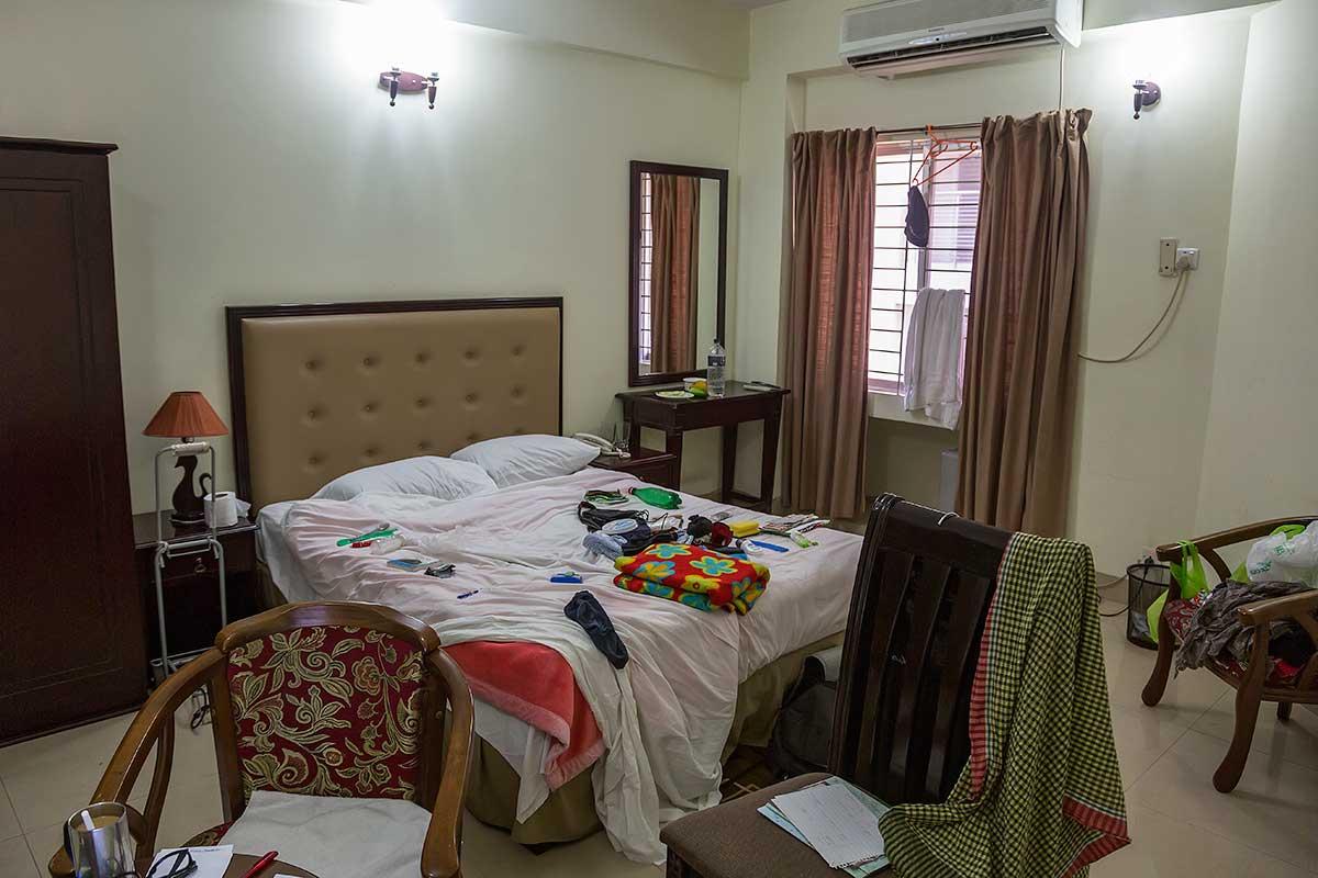 Ambassador Residency in Chittaong, Bangladesh.
