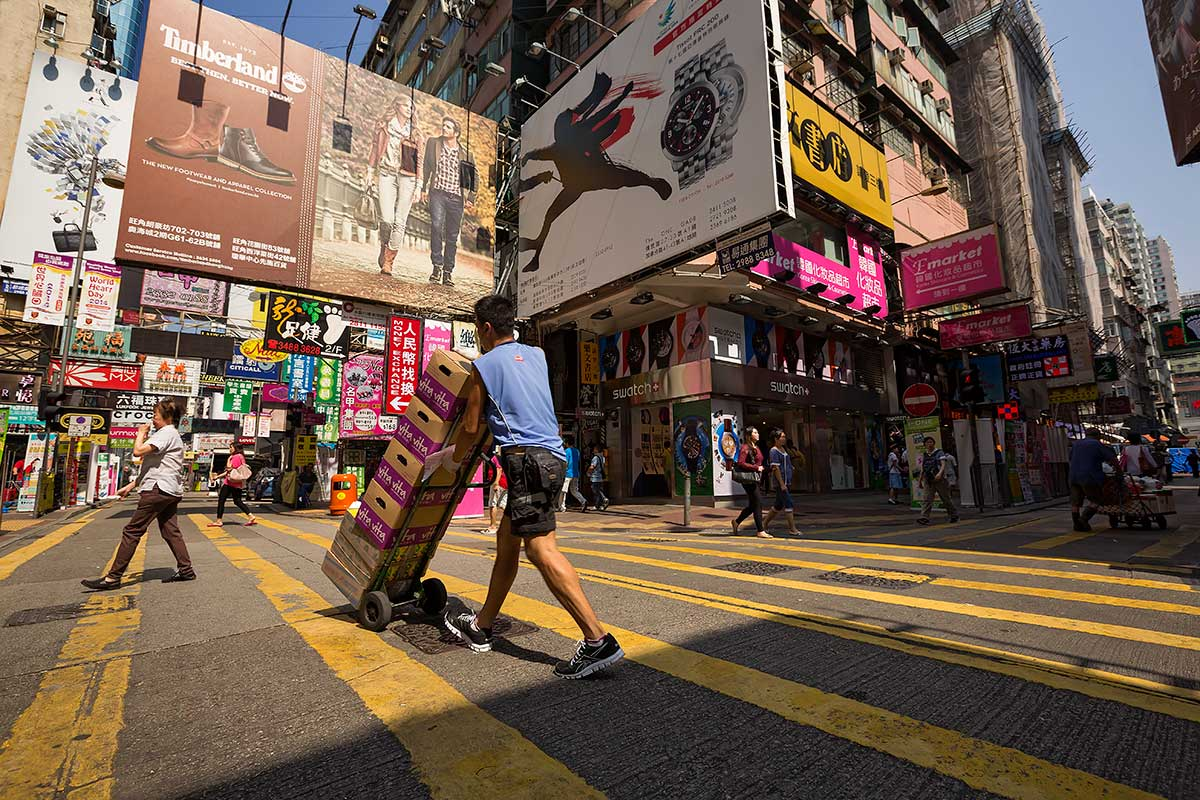 Hong Kong is a colourful city full of culture, tradition and trendiness.