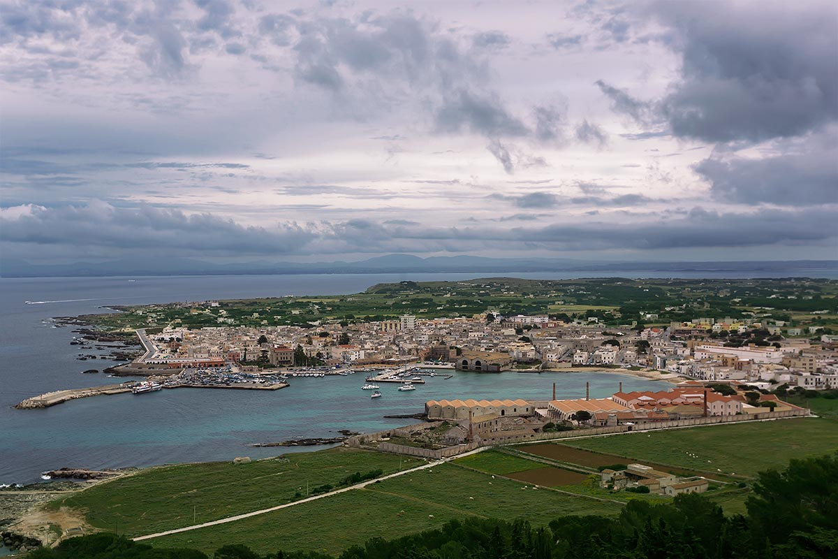 Favignana is a great place to absorb the islands idyllic atmosphere.