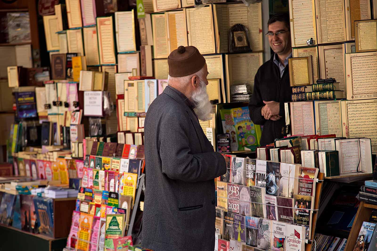 book-market-grand-bazaar-istanbul-turkey