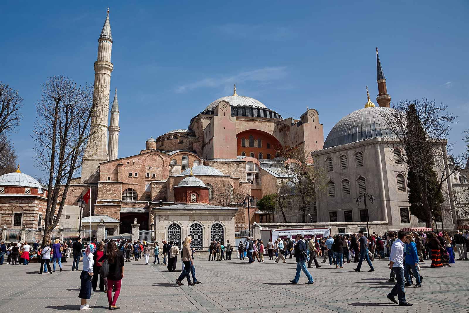 the-hagia-sofia-istanbul-turkey