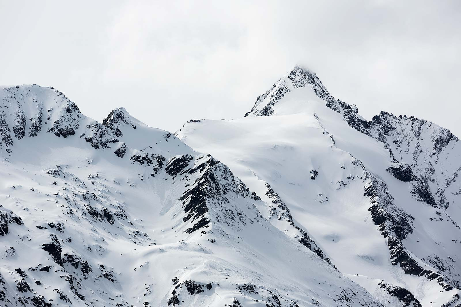 The road is named after the Grossglockner, Austria's highest mountain.