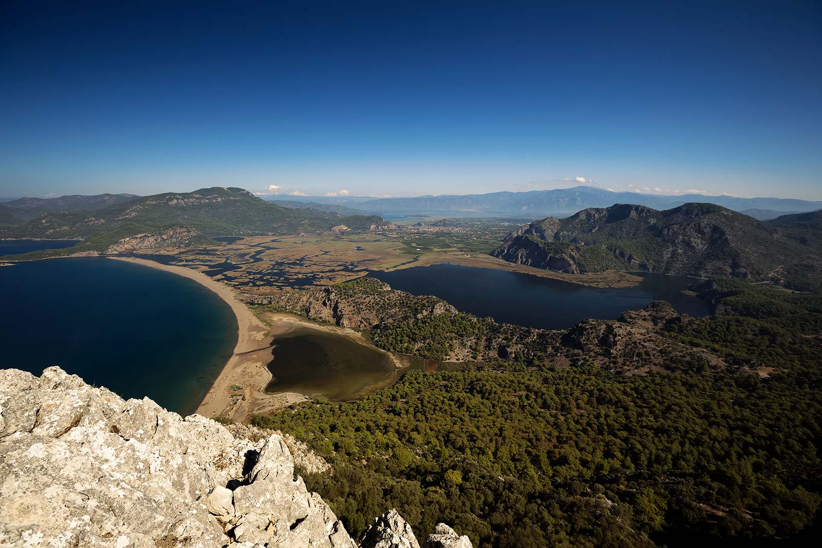 dalyan-iztuzu-beach-from-above-turkey