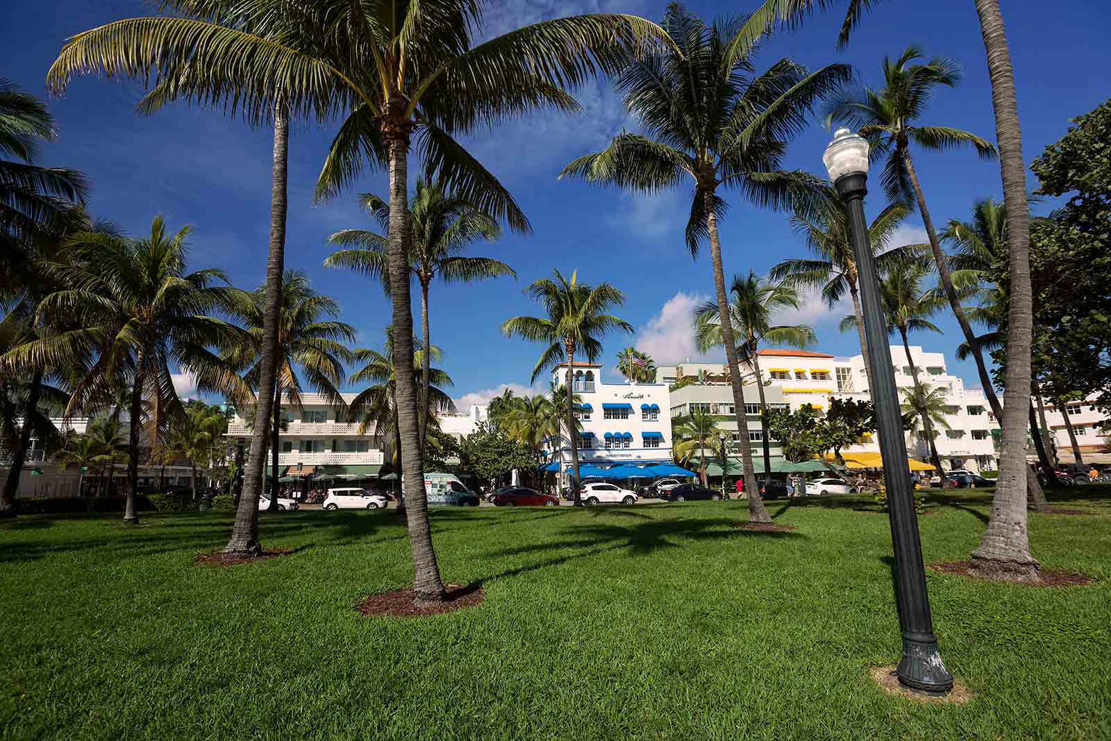 Miami Beach offers everything you expect from a bustling city.
