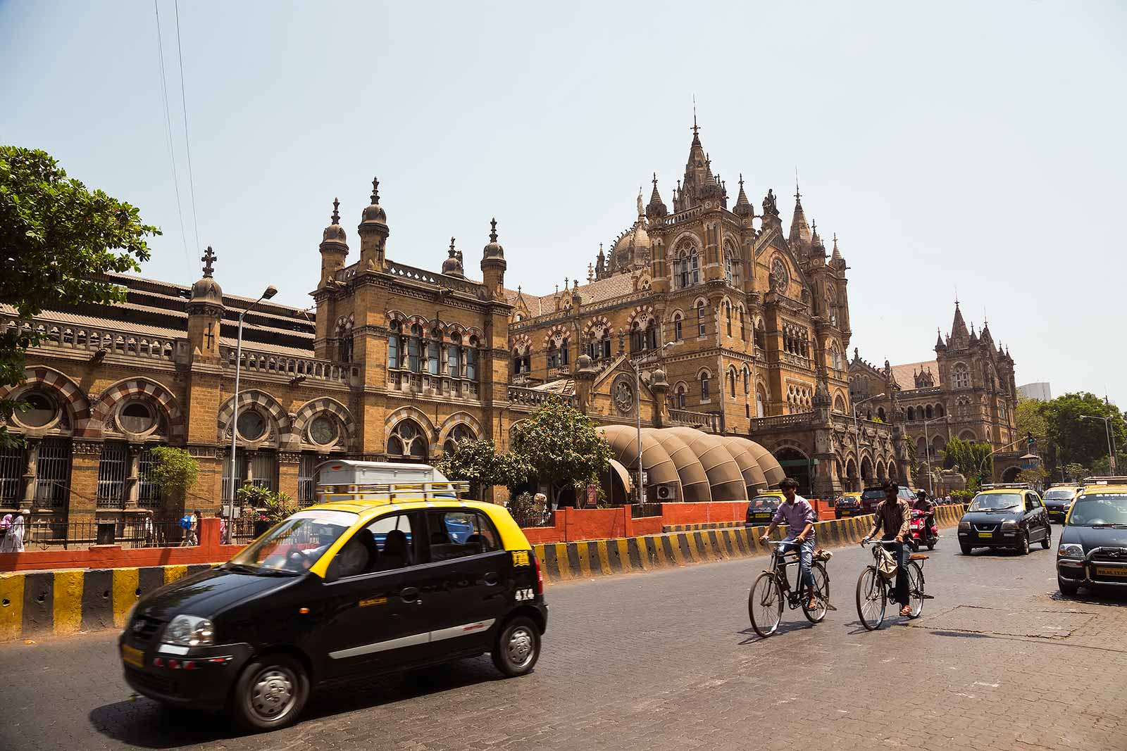 Hundreds of trains leave Chhatrapati Shivaji Terminus (CTS) every day to all parts of India.