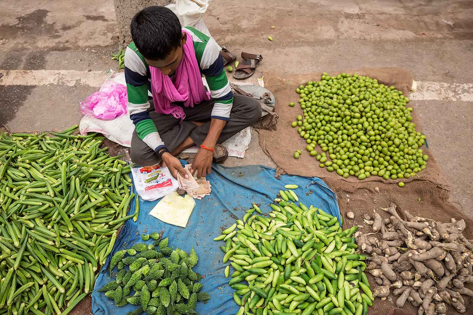 There are several markets in Varanasi that are well worth a trip.