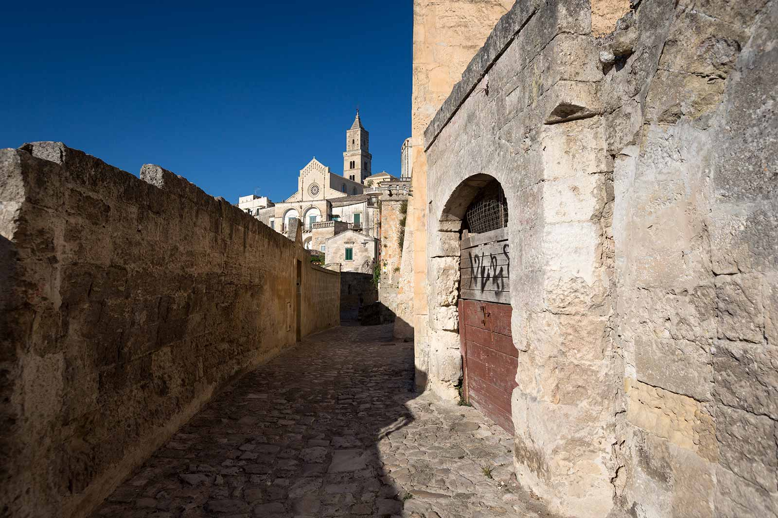 Welcome to the real Flinstones village. The ancient Sassi di Matera is believed to be the oldest continuously inhabited cave city in the world.