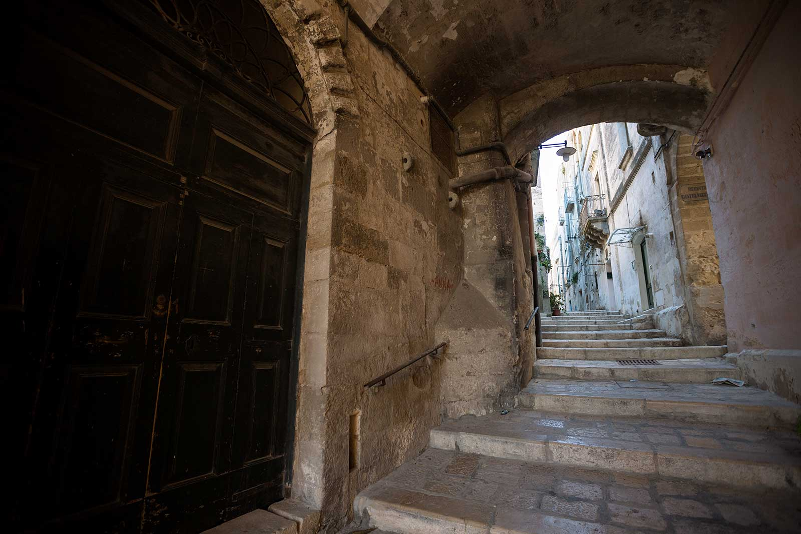 Sassi di Matera is a maze with hidden gems around every corner.