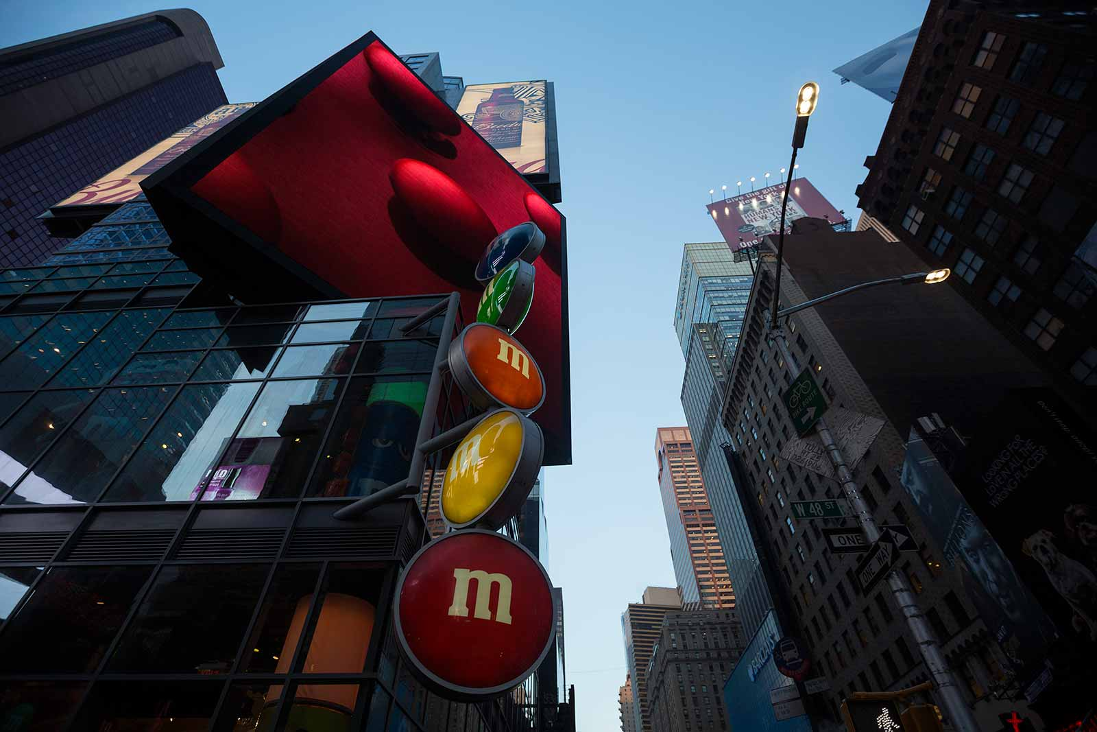 Times Square has risen to fame through movies and the media, which unfortunately made me expect more than what I got.