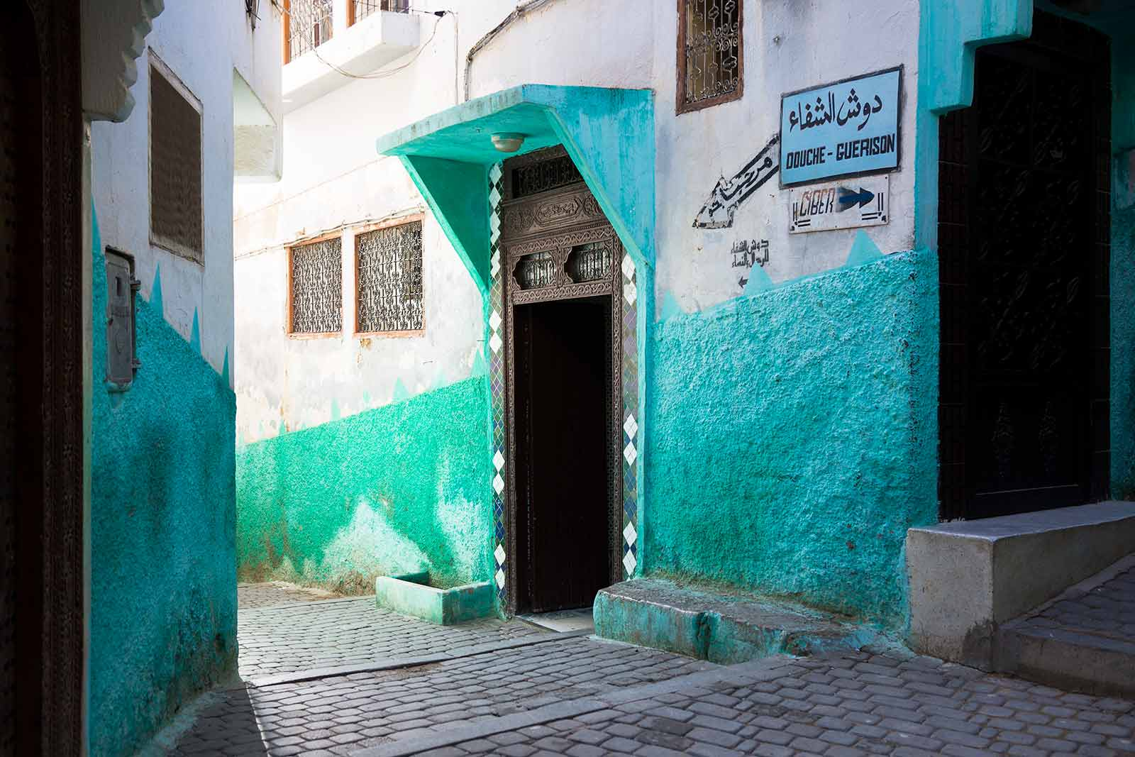 While the streets in the Medinas of Marrakech, Chefchaouen or Fes are invigorating, they can also be exhausting. Moulay Idriss is the perfect spot to get away from the bustling city life, while still being in a city.