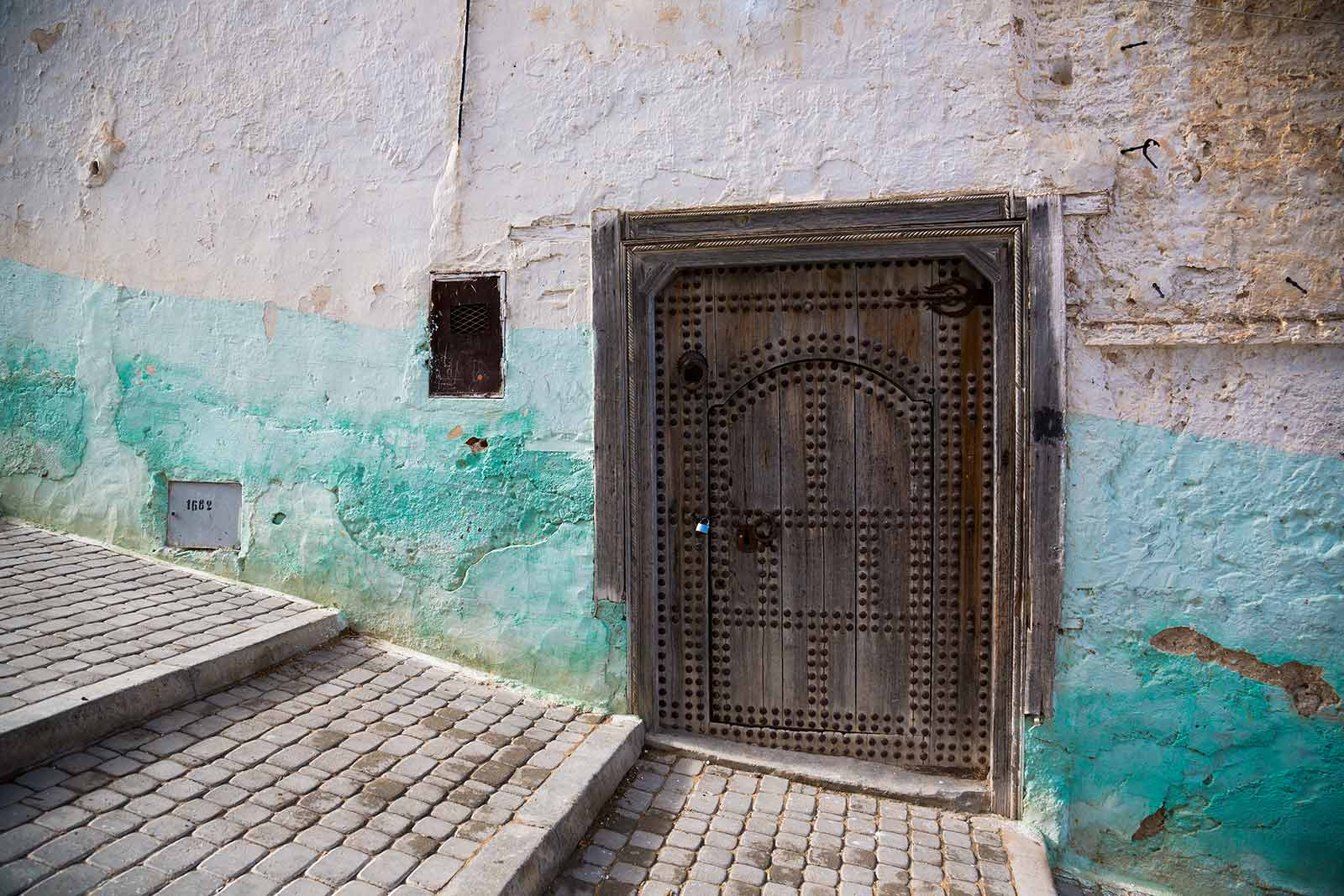 "For some (Western) visitors, Moulay Idriss may still be too ""dirty"" or ""undeveloped"", yet it is exactly that, that makes it authentic and gives it its charm."