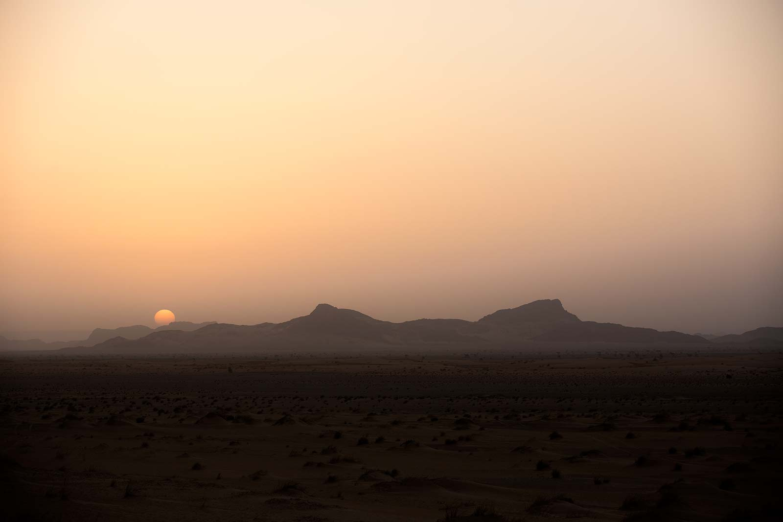 One thing is for sure: the sunset and sunrise while on the Iron Ore Train in Mauritania were some of the most beautiful ones I have ever encountered.